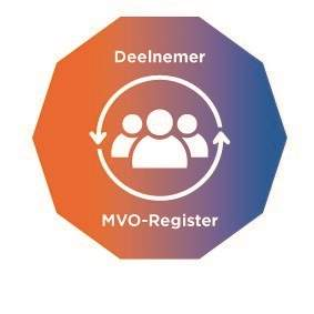 logo CSR (in Dutch: MVO) Register