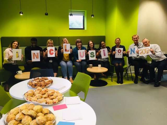 Nationa Inclusion week event