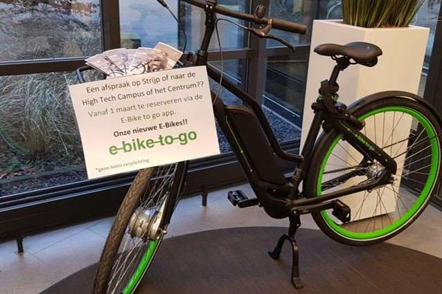 eBike-to-go: Sustainable office initiative